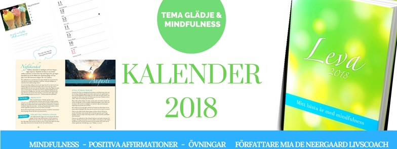 Kalender av Mia de Neergaard
