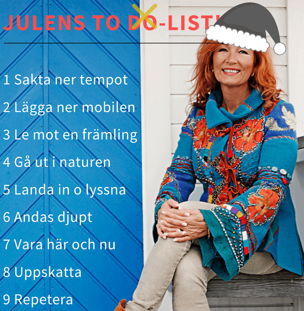 9 Tips Till Mindre Stress i Jul…🎄