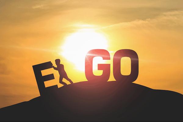 Tysta egot och tona in till hjärtat 💛